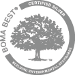BOMA BEST Certified Silver