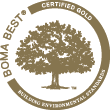 BOMA BEST Certified Gold