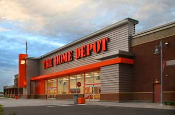 Cedar Points Commons, The Home Depot - MN